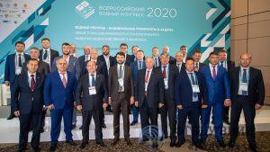 Врио директора ВНИИ «Радуга» Турапин С.С. принял участие во «Всероссийском водном конгрессе»