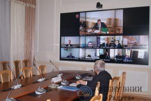 Секция НТС Минсельхоза России приняла отчет о разработке технико-технологических решений для прецизионного орошения