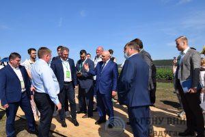 ФГБНУ ВНИИ «Радуга» приняло участие во «Всероссийском дне поля -2021»